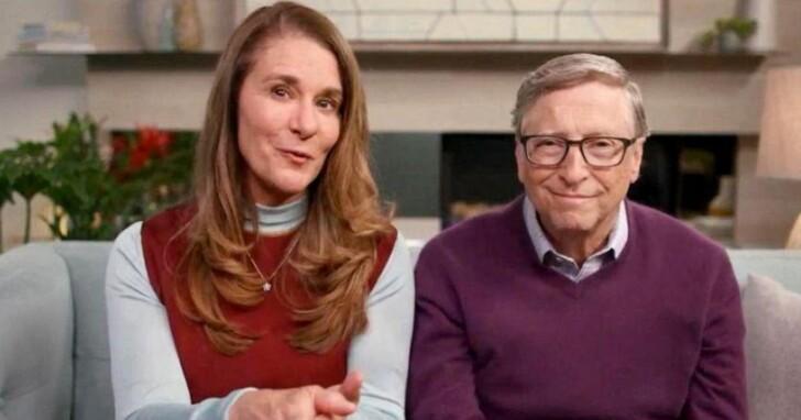 模範夫妻比爾蓋茲夫婦離婚,科技圈根本沒有白頭偕老這種神話