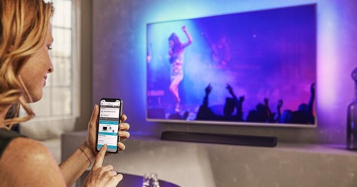 飛利浦旗下多款液晶與 OLED 系列電視,開放支援 DTS Play-Fi 無線技術,預告今年第 3 季推出全新 Mini LED 電視機種