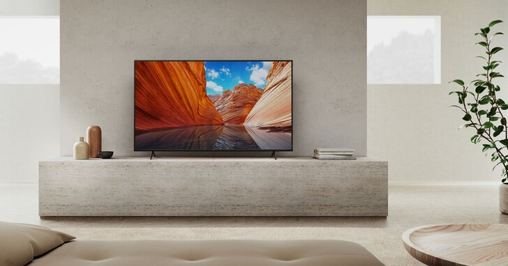 Sony 推出BRAVIA 4K HDR液晶顯示器 X80J系列,內建 Google TV
