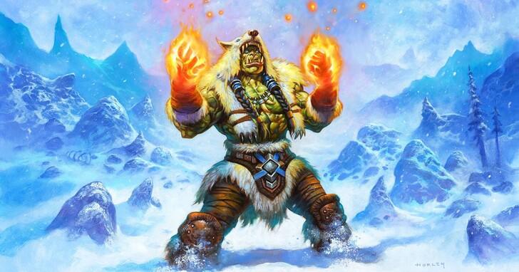 《爐石戰記》推出更新,全新手下野豬人加入英雄戰場