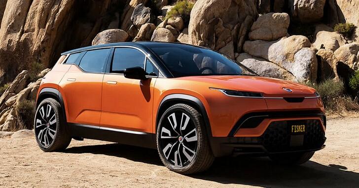 美國電動汽車廠Fisker與富士康簽框架協議,2023年開始在美國生產電動汽車