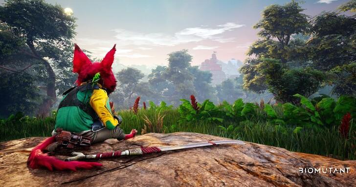 《突變紀元》5/25上市同步登陸GeForce NOW,超過61款遊戲加入遊戲庫