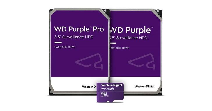 Western Digital 推出 WD Purple Pro 全新產品線,拓展智慧影像監控解決方案,專為 AI 錄影機量身打造