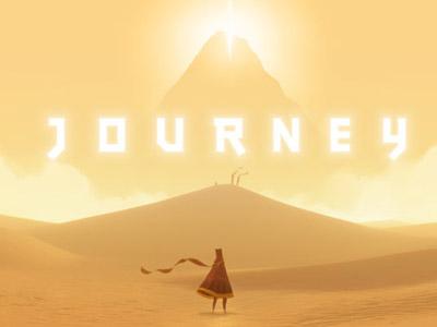 《Journey》: 超簡潔畫面、悠遠深邃的 PS3 冒險遊戲