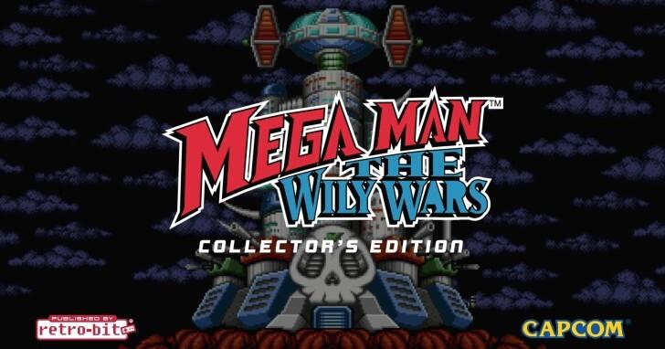 天價MD遊戲復刻,27年之後《洛克人世界》實體卡匣終於有機會登陸北美市場
