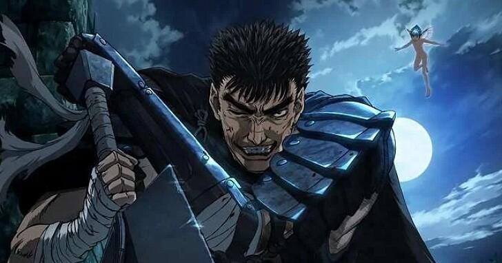 《烙印勇士》漫畫家三浦建太郎過世,凱茲將永遠無止境戰鬥下去