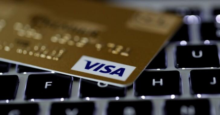 疫情時代消費者轉向數位商務,Visa :超過七成交易改感應式支付