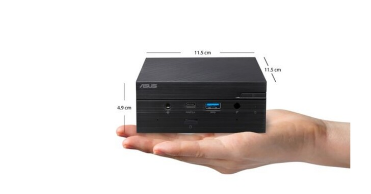 ASUS Mini PC PN51迷你電腦登場,搭載AMD Ryzen 5000、售價18,900元