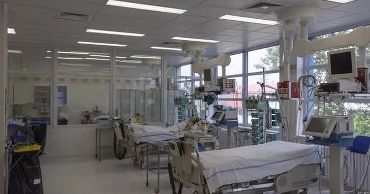 比起病毒更可怕的是暴力病人,雙和醫院、台大醫院均有確診病患暴力事件