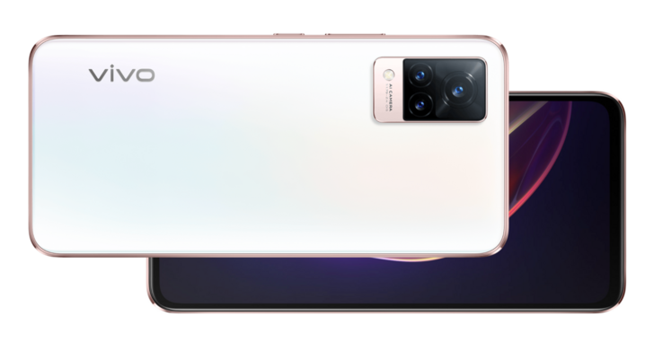 vivo V21 新色慵懶白噪登場,購機抽雙人麗寶假期、還可加購平板
