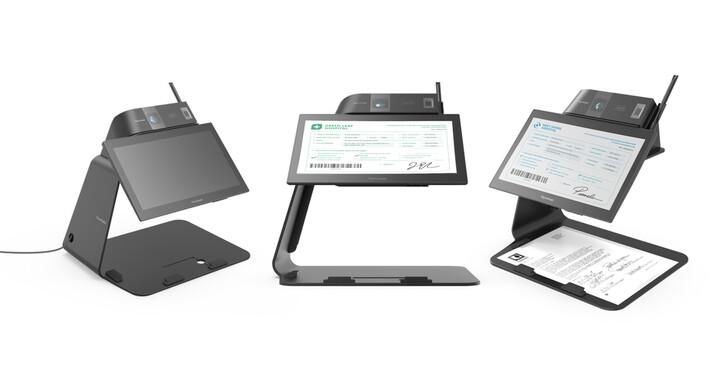 【COMPUTEX 2021 】ViewSonic 推出首款桌上型多重身分認證系統,透過創新電子簽章解決方案,加速無紙化發展
