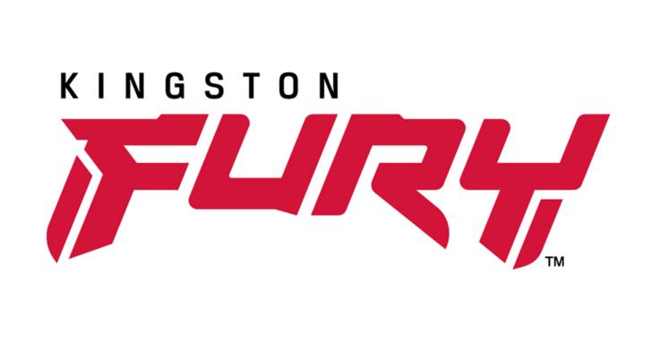 金士頓發表全新電競品牌Kingston FURY,以超頻電競記憶體與 SSD 為核心