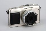 Micro 4/3的奧義 Olympus E-P1
