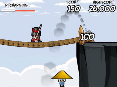 Siege Hero:打倒侵略者!好玩度直追憤怒鳥的 iPhone App
