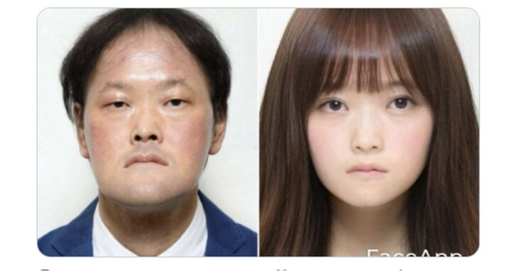 「這麼可愛一定是大叔」Twitter上日本網友證明每個大叔心中都有個甜蜜美少女
