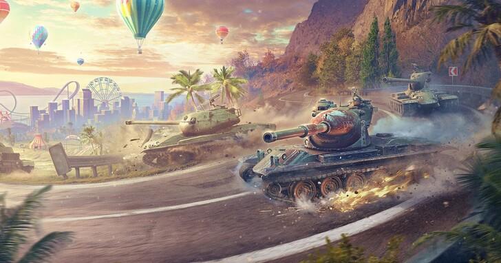 《戰車世界:閃擊戰》歡慶7週年釋出8.0版本更新、全新美國重型戰車系列