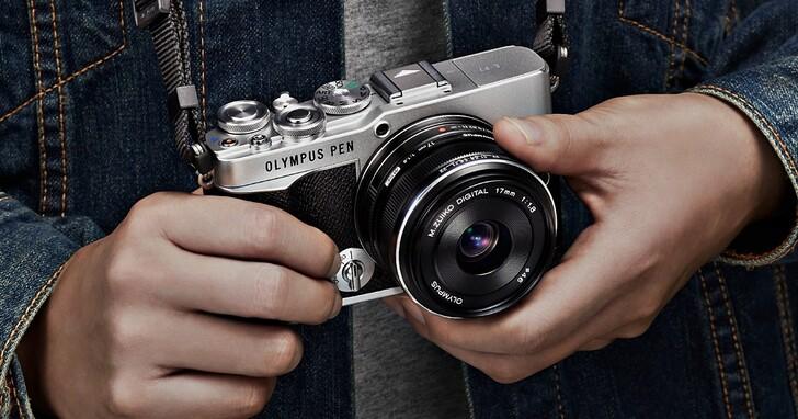 M4/3 經典回歸,Olympus 推出 PEN E-P7 復古微單相機
