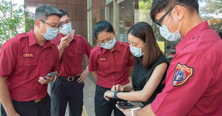 守護消防員,Garmin捐贈600支可測血氧智慧手錶Venu SQ