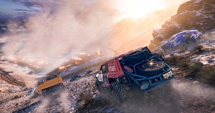E3 21/《Forza Horizon 5》前進墨西哥!極美畫面超震撼,11月全球上市
