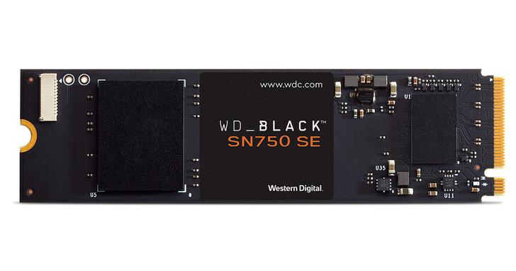 Western Digital 推出兩款全新 SSD,強化電競體驗的 WD_BLACK 產品組合