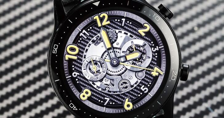 Realme Watch S Pro開箱評測:GPS+血氧偵測、14天續航力,售價3999元