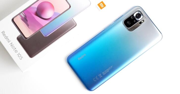 紅米 Note 10S 開箱評測:6.43 吋大螢幕、6400 萬畫素大電量中階4G手機,價格僅6,999 元
