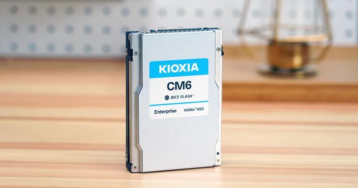 KIOXIA CM6 PCIe 4.0 SSD 攜手深憶與技嘉打造極致性能密集型存機箱、大幅降低系統複雜性與整體擁有成本!