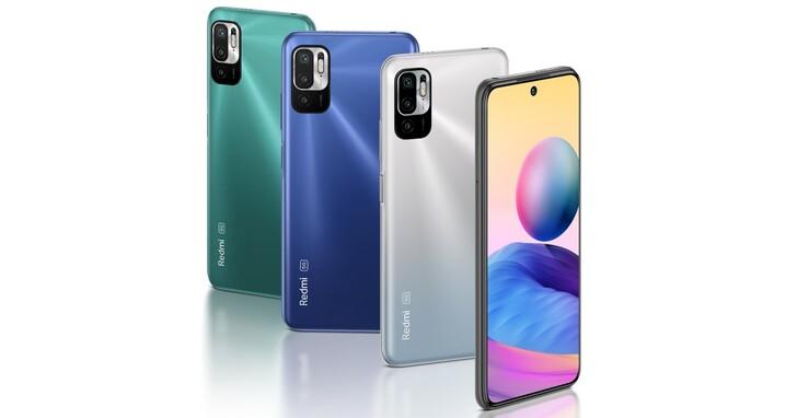 紅米 Note 10 5G、紅米 Note 10S 同步發表,最便宜 5G 手機、超高性價比 4G 新機 7,000 元有找