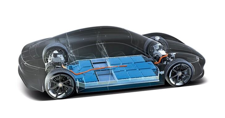 保時捷宣布與 Customcells 合作,研發生產電動車用高性能鋰電池