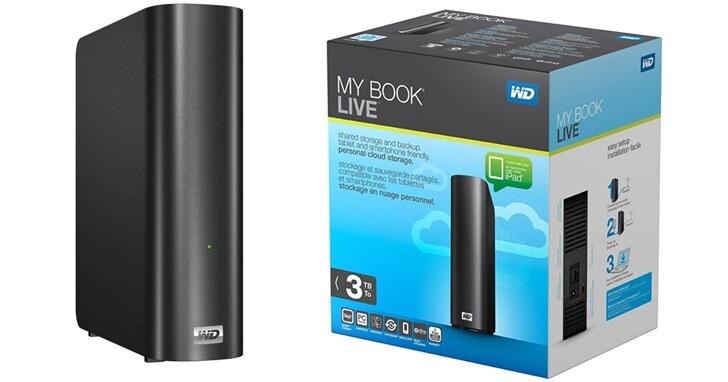 WD呼籲「My Book Live」使用者快把網路線拔掉,否則硬碟內容可能會被駭客清空