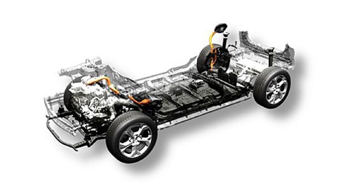 MAZDA  持續發展轉子引擎油電系統,新世代電動車底盤引發關注