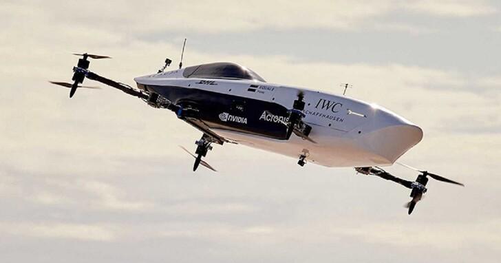 車子真的能在天上飛,電動飛行賽車預計於 2022 年舉辦載人全球巡迴賽