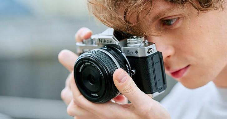 向經典 FM2 致敬,Nikon 推出 Z fc 復古相機,同場加映 28mm F2.8 定焦鏡
