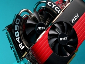 AMD 新舊 800SP 顯卡對決,新中階 v.s 舊旗艦怎麼選?