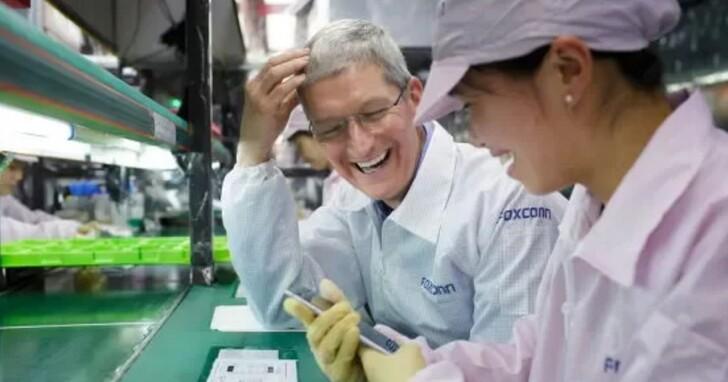 立訊傳拿下iPhone 13 Pro 40%訂單,躍升蘋果紅色供應鏈指標性廠商