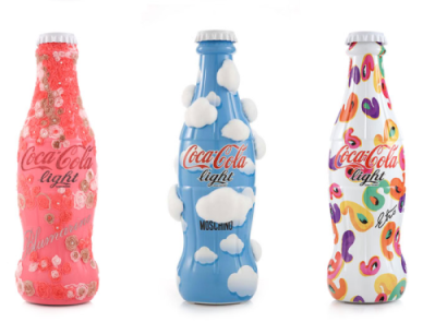 可口可樂搭上品牌設計師,不一樣的米蘭時尚公益