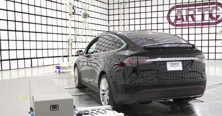 ARTC車輛中心電磁相容(EMC)實驗室。獲美國GM與Ford 高壓EV領域雙認可