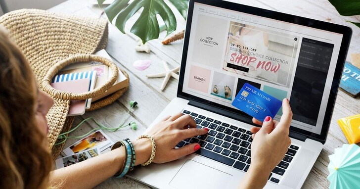 海外線上購物趨勢轉向,服裝、旅遊用品及奢侈品需求爆發性成長