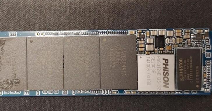 VPN100 2TB SSD固態硬碟被爆規格悄悄縮水,快取記憶體從2GB縮成512MB