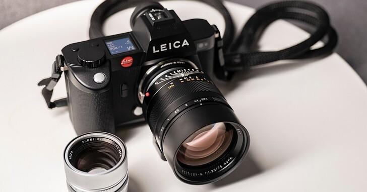 徠卡使用者有福了,購買 Leica SL2、SL2-S 原廠免費贈送 M-L 轉接環
