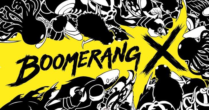 《迴旋鏢 X Boomerang X》正式登上Switch與PC平台