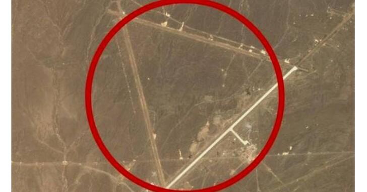 衛星圖片暴露中國也有類似美國的「51區」,用以秘密研發新武器