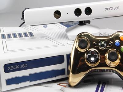 星戰迷的新玩具,Xbox 360 星際大戰限量版主機來了