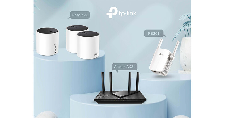 TP-Link進軍好市多開賣優惠最高77折,Archer AX21雙頻Wi-Fi 6路由器折扣後1,899元