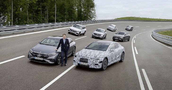 Mercedes-Benz 宣布 2039 年全面電動化,明年起將純電引入全球市場