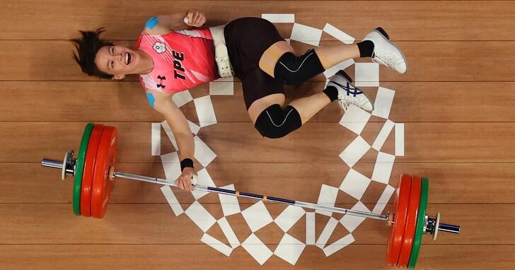 本屆東奧選手「空拍照」大熱門,郭婞淳這張照片是怎麼拍的?