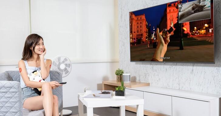 小米 50 吋智慧電視來了!售價 13,999 元本周五開放預購