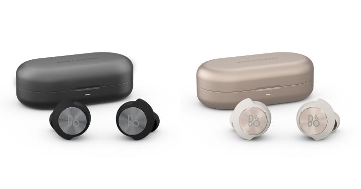 Bang & Olufsen 推出首款主動降噪真無線耳機 Beoplay EQ,售價 13,900 元