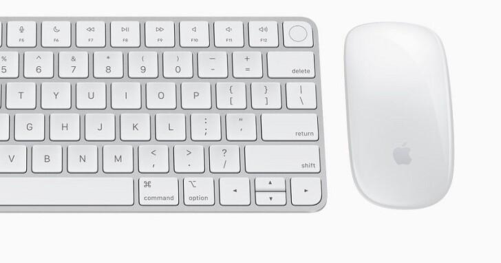 Apple 新款巧控配件開賣,Touch ID 巧控鍵盤、編織款充電線最搶眼