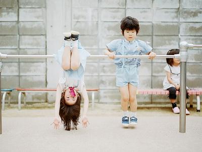 底片機 X 家庭紀錄式照片,濱田英明用愛拍出赤子之心